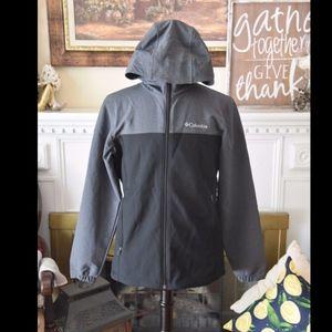 Columbia Glennaker Lake Full Zip Raincoat Jacket